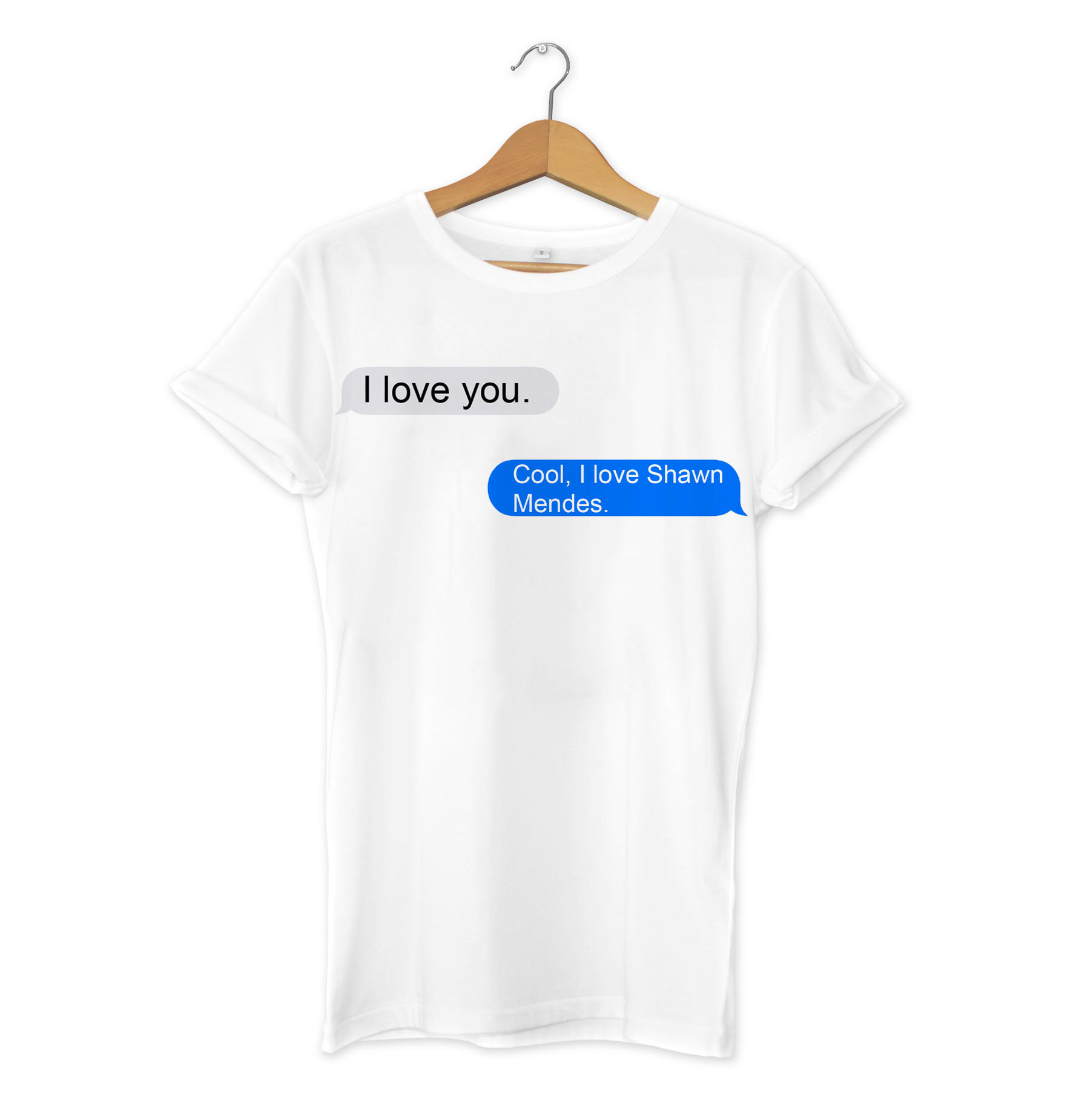 In My Bedroom Lyrics I Love Shawn Mendes Imessage T Shirt From Infinity Owl