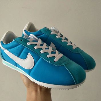 """""""Nike Cortez"""" Unisex Sport Casual Cloth Surface Running Shoes Couple Retro Sneakers"""