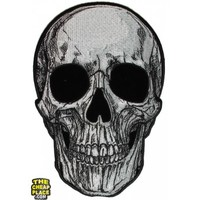 The Cute Skull Large Patch