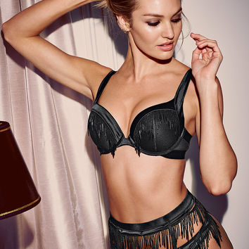 Fringe Push-Up Bra - Very Sexy - Victoria's Secret