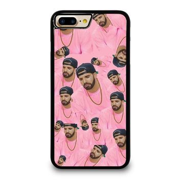 DRAKE FACES SAD KIMOJI iPhone 4/4S 5/5S/SE 5C 6/6S 7 8 Plus X Case