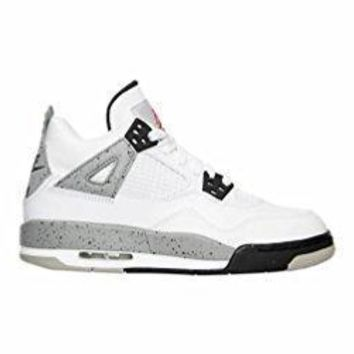 nike air jordan 4 retro OG BG hi top trainers 836016 sneakers shoes jordans 4
