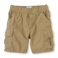 pull-on cargo shorts | US Store