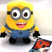 Despicable Me The Movie Minion Jorge 6 inch (Small) Stuffed Plush Doll