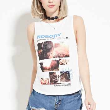 Be You Graphic Muscle Tee | Forever 21 - 2000151397