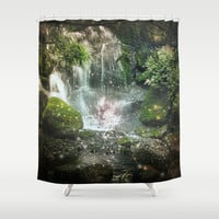 When Time Stood Still Shower Curtain by Jenndalyn | Society6