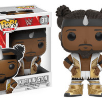 Pop! WWE: Kofi Kingston