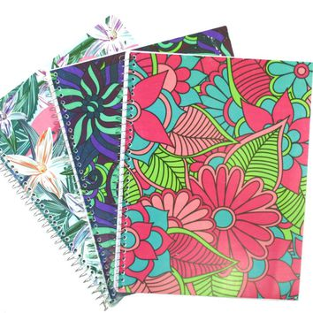 Creative Colors 1 Subject Notebook - CASE OF 24
