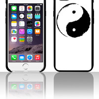 ying yang 5 5s 6 6plus phone cases