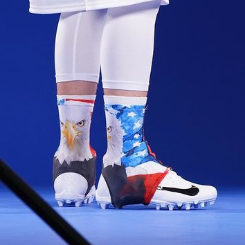We The People Spats / Cleat Covers
