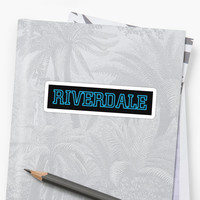 'Riverdale' Sticker by smileyna
