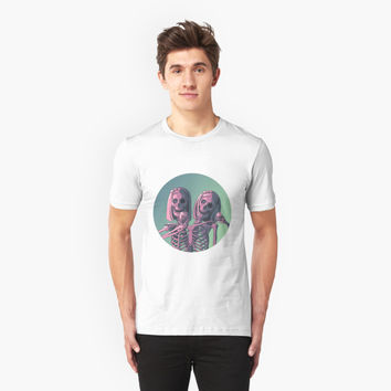 'Siamese Twins ' T-Shirt by beesants