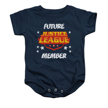 Justice League Future Member Infant Onesuit