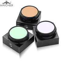Face Makeup Concealer Foundation Cream Camouflage Moisturizing Oil-control Make Up Primer Perfect Cover Contour Palette