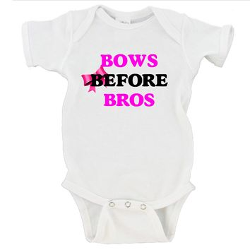 Bows Before Bros Gerber Onesuit ®