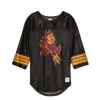 Arizona State University Boyfriend Jersey - PINK - Victoria's Secret