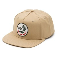 Vans Desert Days Snapback Hat (Natural Canvas)
