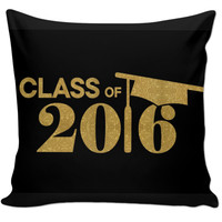Class Of 2016 Pillows
