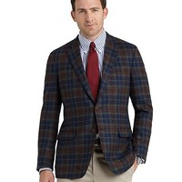 Fitzgerald Fit Tartan Sport Coat - Brooks Brothers