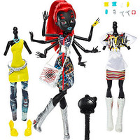 Monster High Wydowna Spider Doll