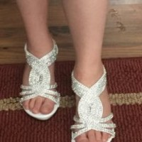 Fabulous Angel-37K Kids Children Sandals