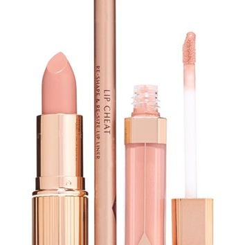 Charlotte Tilbury 'The Perfect Nude Kiss' Set (Online Only) (Nordstrom Exclusive) ($76 Value)