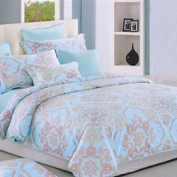 Aurora Twin XL Dorm Room Comforter Set Dorm Bedding for Girls