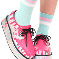 HELLO KITTY HOLOGRAM CREEPERS