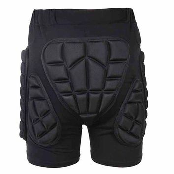 USA SHIPPING Skiing Skateboarding Shorts Overland Racing Armor Pads Hips Legs Protective Shorts Ride Skateboarding Equipment Hip