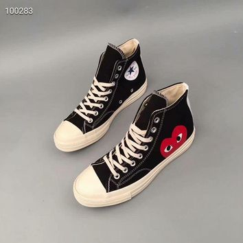 Converse Men Casual Shoes Boots fashionable casual leather