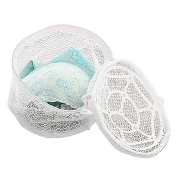 New Qualified New Women Delicate Convenient Bra Lingerie Wash Laundry Bags Home Using Clothes Washing Net Hot Selling Jan9