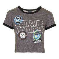 Star Wars Badge Tee - Tops - Clothing