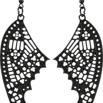 Cathedral Butterfly | EARRINGS