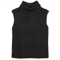 mytheresa.com -  Sleeveless knit top - Luxury Fashion for Women / Designer clothing, shoes, bags