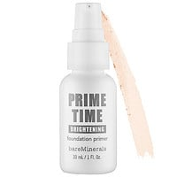 bareMinerals Prime Time Foundation Primer - Brightening (1 oz Brightening)