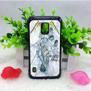 Metallica And Justice For All Samsung S5 Cases haricase.com