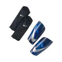 Nike CR7 Mercurial Lite Soccer Shin Guard - Navy