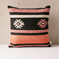 Liza Woven Kilim Stripe Pillow - Urban Outfitters