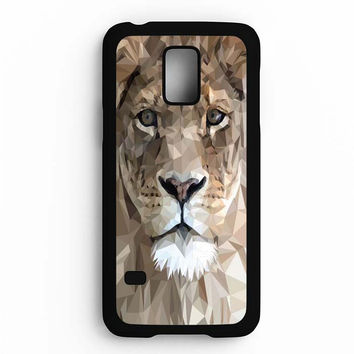 Lion Vector Samsung Galaxy S5 Mini Case