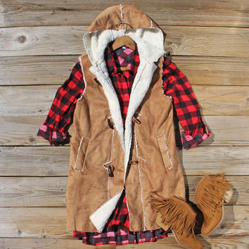 Big Timber Cozy Vest