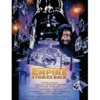 Star Wars: Episode V The Empire Strikes Back Poster
