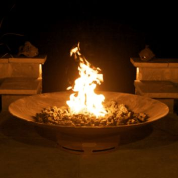 """Asia 48"""" Fire Pit by Fire Pit Art"""