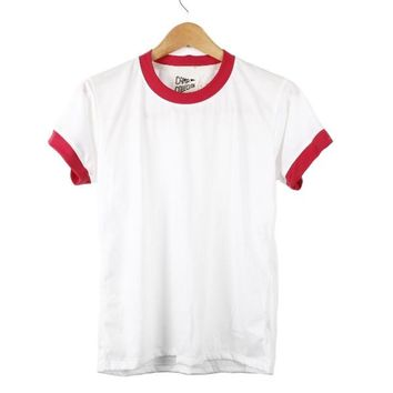 Camp Ringer Tee (view more colors)