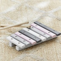 Pink Xylophone | Pottery Barn Kids