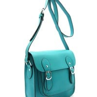 The Perfect Satchel in Green