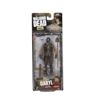 Walking Dead TV Series 9 Grave Digger Daryl Dixon Action Figure