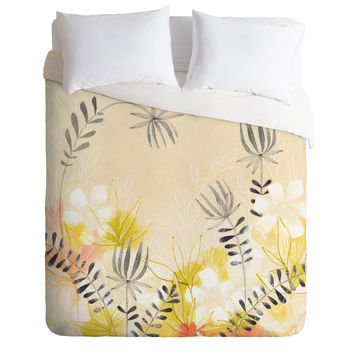 Cori Dantini Heaven And Nature Duvet Cover