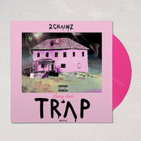 2 Chainz - Pretty Girls Like Trap Music Limited 2XLP | Urban Outfitters