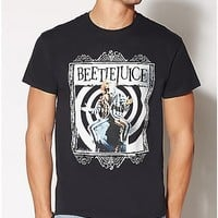 Grave Beetlejuice T Shirt - Spencer's