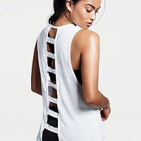 Ladder-back Muscle Tank - Victoria's Secret Sport - Victoria's Secret